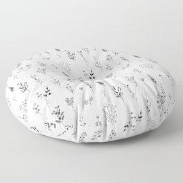 Wildflowers Floor Pillow