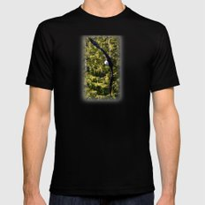 Eagle: Made to Fly Mens Fitted Tee Black MEDIUM