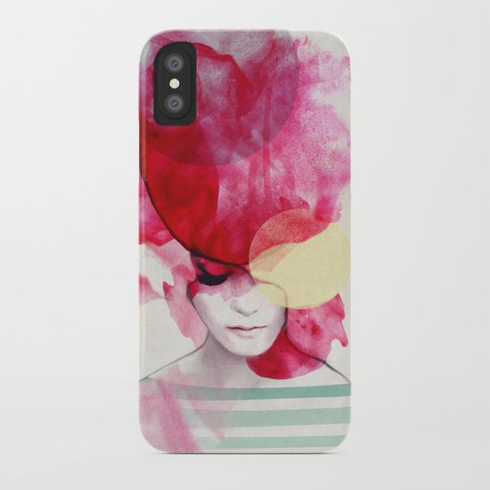 Bright Pink - Part 2 iPhone Case