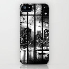FORBIDDEN CITY iPhone Case