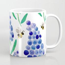 Muscari & Bees Coffee Mug