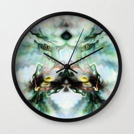 Dragon King Wall Clock