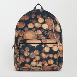 Brecon Wood Backpack