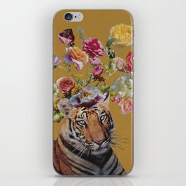 Tiger Queen iPhone Skin