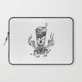 Coffee Lovers Laptop Sleeve