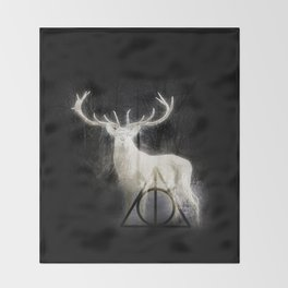 PATRONUS Throw Blanket