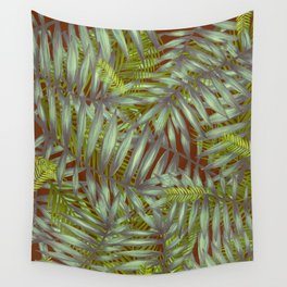 Leaves #1 Wall Tapestry