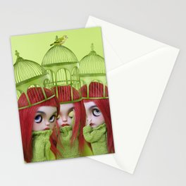ME MYSELF AND I Stationery Cards