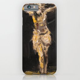 Golgotha I iPhone Case
