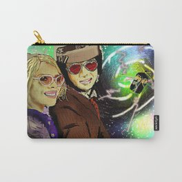Rose and The Doctor Carry-All Pouch