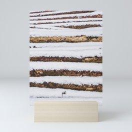 Firewood Mini Art Print