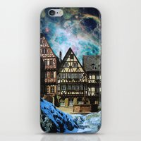 germany iPhone & iPod Skins featuring Impossible Germany by John Turck