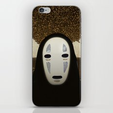 No-Face Maki-e iPhone & iPod Skin
