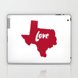 Texas Love Laptop & iPad Skin