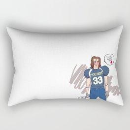 Tim Riggins - Friday Night Lights Rectangular Pillow