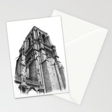 Notredame Paris Stationery Cards