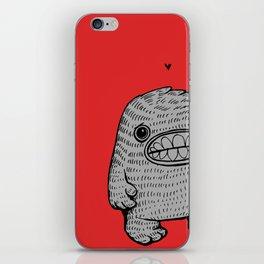 Monster Love  iPhone Skin
