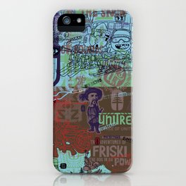 Unitree One iPhone Case