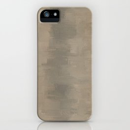 Reclaimed 2 Abstract Expressions iPhone Case