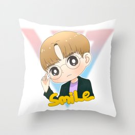 SVT SeungKwan Throw Pillow