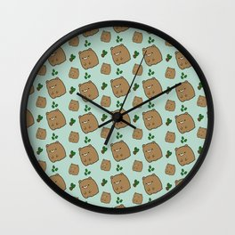 Little Bear Wall Clock