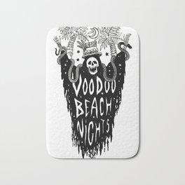 Voodoo Beach Nights Bath Mat