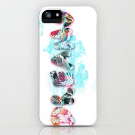 Excessive Dreaming iPhone Case