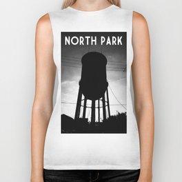 NORTH PARK Biker Tank