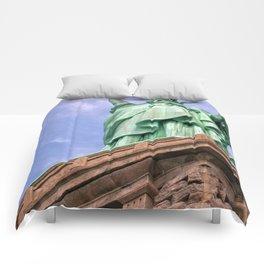 Statue of Liberty Comforters