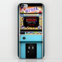 wreck it ralph iPhone & iPod Skins featuring Wreck your phone!...free shipping link below.^_^ by Emiliano Morciano (Ateyo)