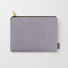 Color pastel lilac Carry-All Pouch