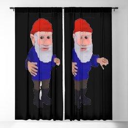 Gnome Blackout Curtain