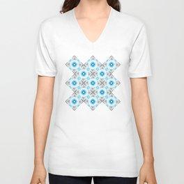 Tiles #7 Unisex V-Neck