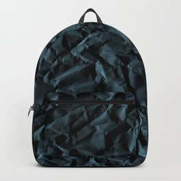 Crumpled Paper 03 Backpack
