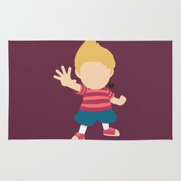 Lucas(Smash)Red Rug