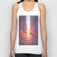 tame impala Tank Tops featuring Tame Impala by Joey Grande