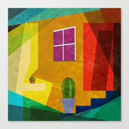 Home, sweet home Canvas Print