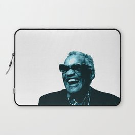Ray Charles Laptop Sleeve