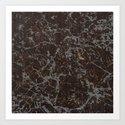 Crystallized gold stone texture by brucestanfieldartistpatterns