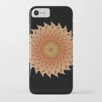 dahlia iPhone & iPod Cases featuring Dahlia by Deborah Janke