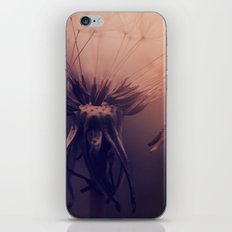 Dreamy downs iPhone & iPod Skin