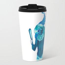 Baby Blue #1 Travel Mug