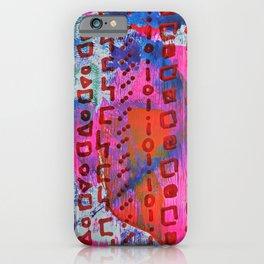 Magic Carpet #5 iPhone Case