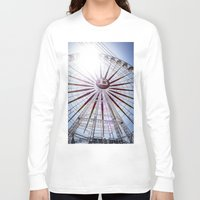 carnival Long Sleeve T-shirts featuring CARNIVAL by Richard Torres Photo