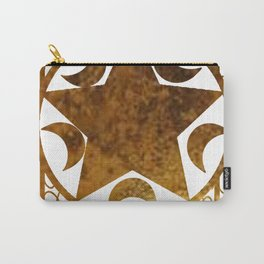 Golden Tyme Carry-All Pouch