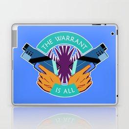 Killjoys The Warrant Is All Laptop & iPad Skin