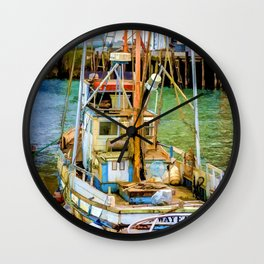 The Wayfarer Wall Clock