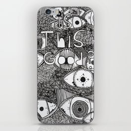 Is This Good? iPhone Skin