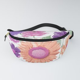 Blooms Blooms Blooms Fanny Pack