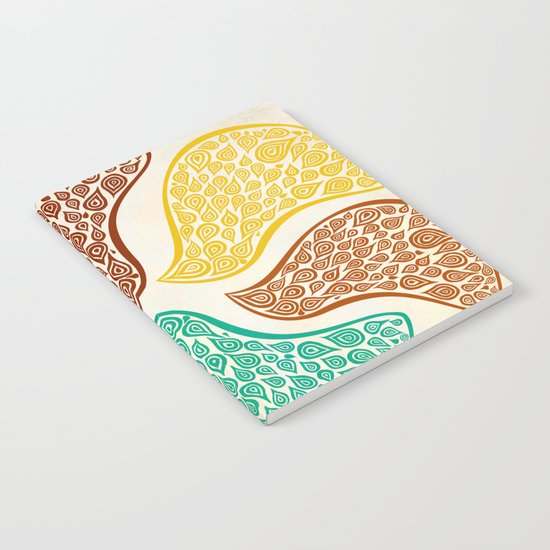 Birds in Disguise Color Notebook